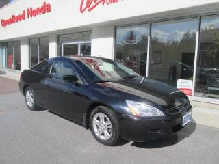 2007 Honda Accord Cpe
